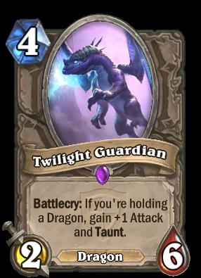 Twilight Guardian Cards Hearthstone