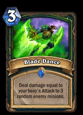 Blade Dance