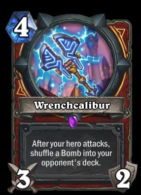 Wrenchcalibur